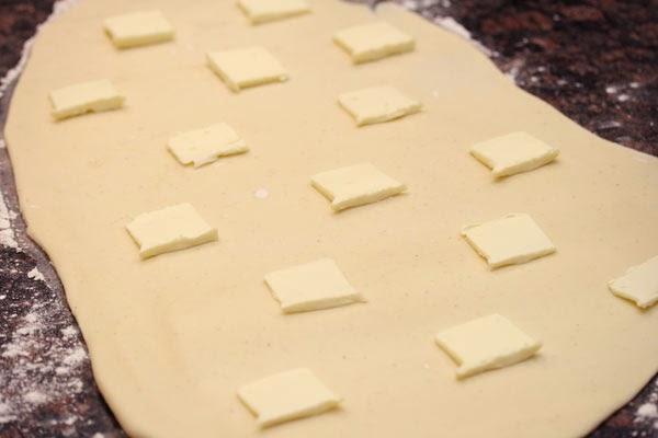 Butter in Dough