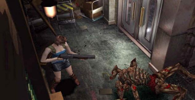 Resident Evil 3 Alice