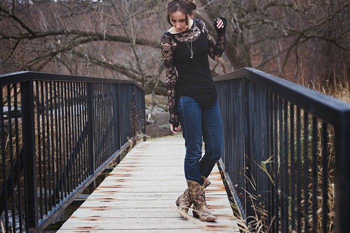 braid-lace-top-cowboy-boots