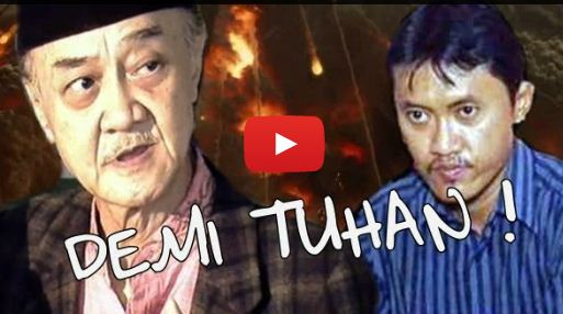 Video Lucu Arya Wiguna vs Eyang Subur - Demi Tuhan 3GP Download