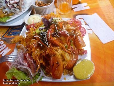 Gastronomia Pacucha, Andahuaylas