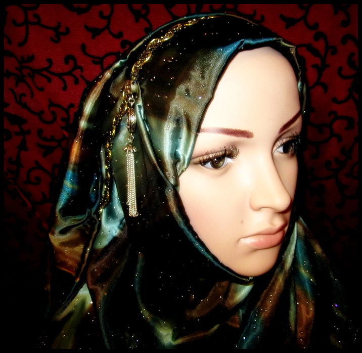 Latest trends in women Hijab 2011 Photos: