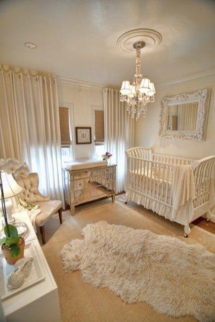 Baby Girl Nursery Rooms