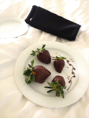 Room Service In Bed