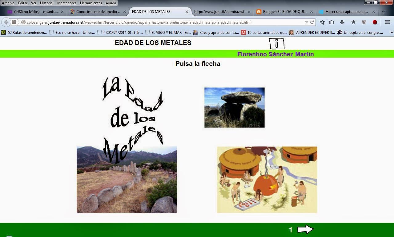 http://cplosangeles.juntaextremadura.net/web/edilim/tercer_ciclo/cmedio/espana_historia/la_prehistoria/la_edad_metales/la_edad_metales.html
