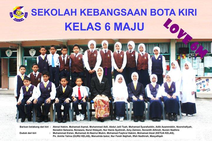 Class 6MAJU  ★