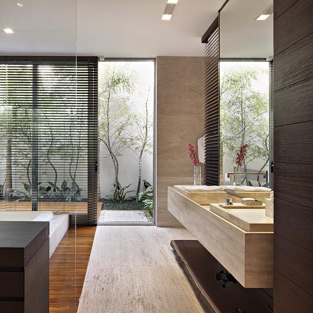 Tour Pelo Quarto Banheiro E Closet ~ Quarto, banheiro e closet integrados  veja detalhes dessa su?te
