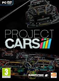 Game Project CARS-RELOADED cover www.ifub.net