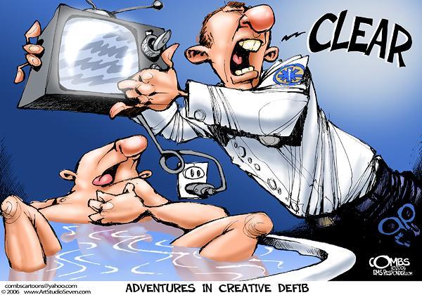 funny ems cartoons | just b.CAUSE