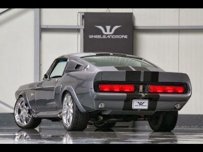 Mustang Shelby GT500 Eleanor
