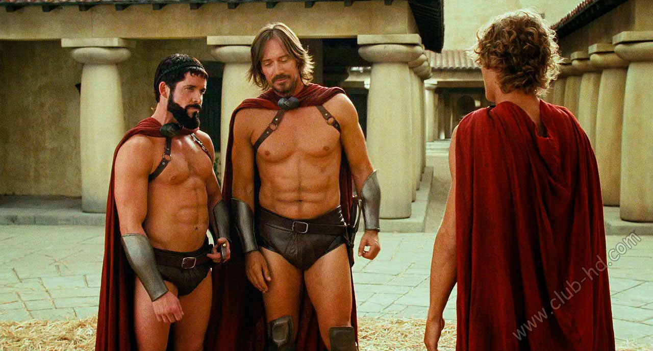 Meet the spartans online latino