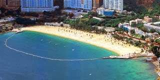 Pantai Indah Paling Terkenal di Hongkong - Repulse Bay