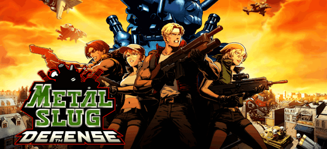 Download METAL SLUG DEFENSE Apk