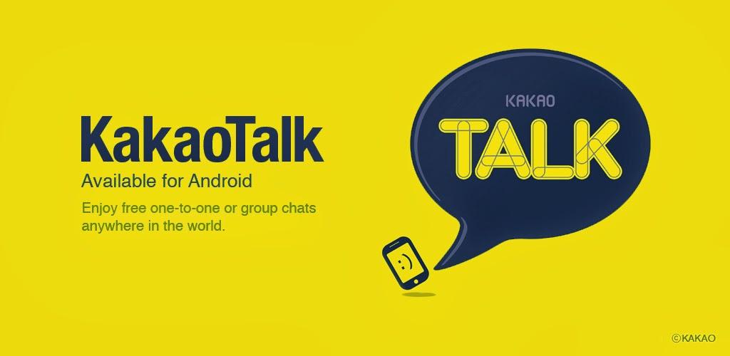 aplikasi KakaoTalk adalah