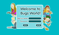 BUGS WORLD 6