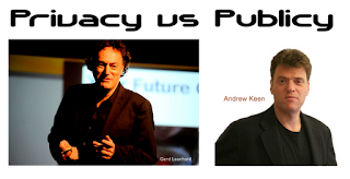 Privacy vs. Publicy