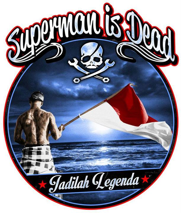 Download & Lirik Lagu Superman is Dead - Jadilah Legenda (BARU ...