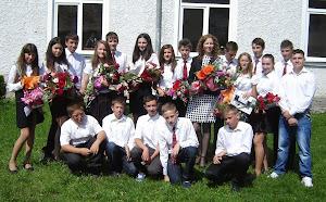 Absolvenții de gimnaziu - 2013