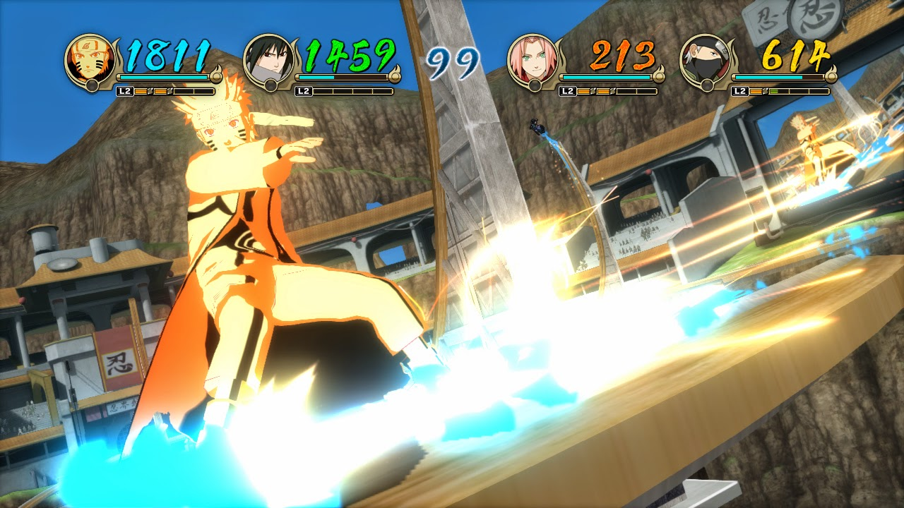 3D Action Fighting Game