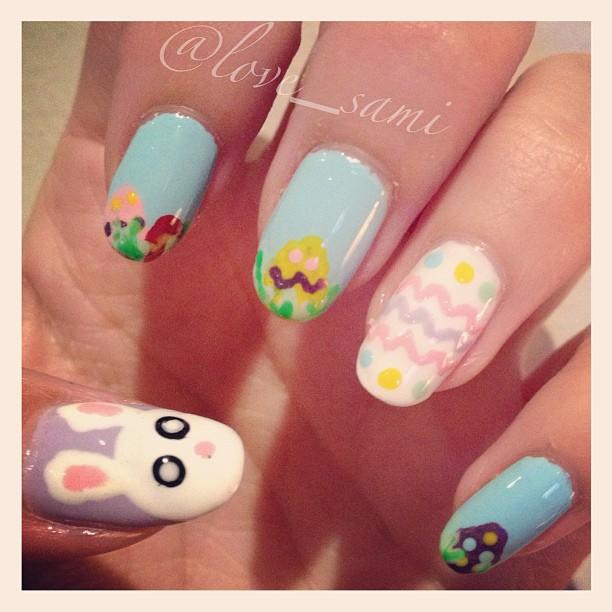 Love Sami: Easter = Chocolate, bunnies & pastels