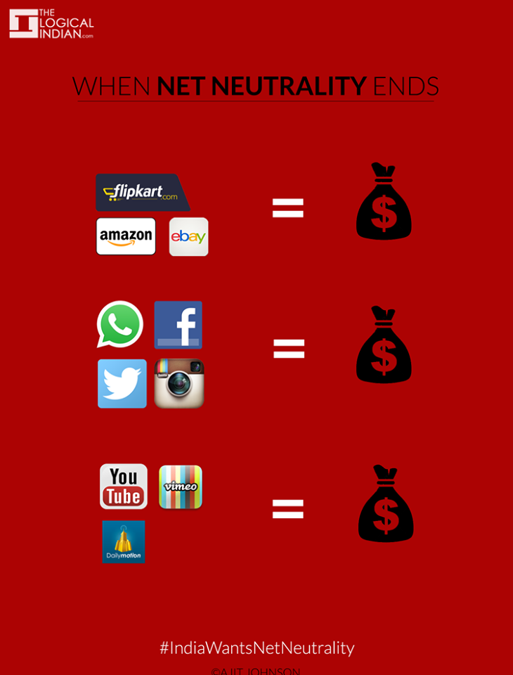 India wants net neutrality