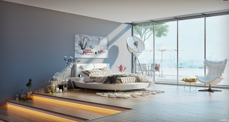 Diseño de Interiores & Arquitectura: 5 Modernos Dormitorios que ...