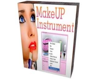 MakeUp Instrument ���� ����� ����� MakeUp-Instrument.jp
