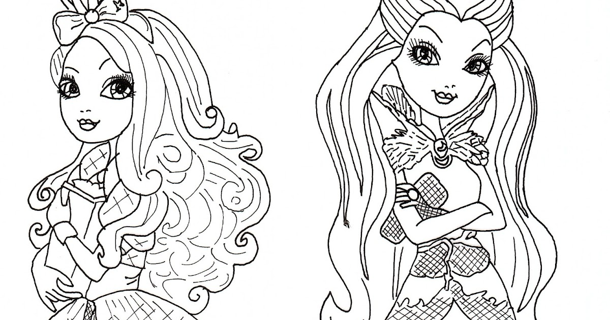 Applewhite Coloring Pages