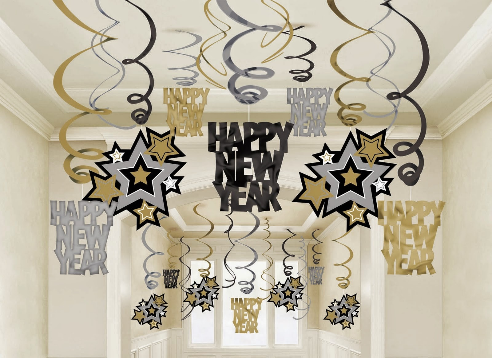 Marvelous New Year Home Decoration Ideas Part - 5: NEW YEARu0027S EVE HOME PARTY DECORATING IDEAS NEW YEARu0027S EVE HOME PARTY DECORATING  IDEAS New 2BYears