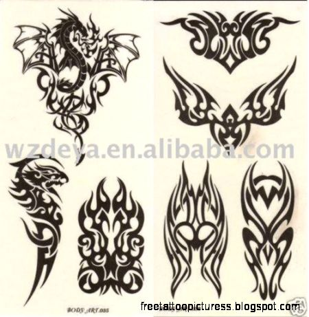 Tattoo Sticker  Free Tattoo Pictures