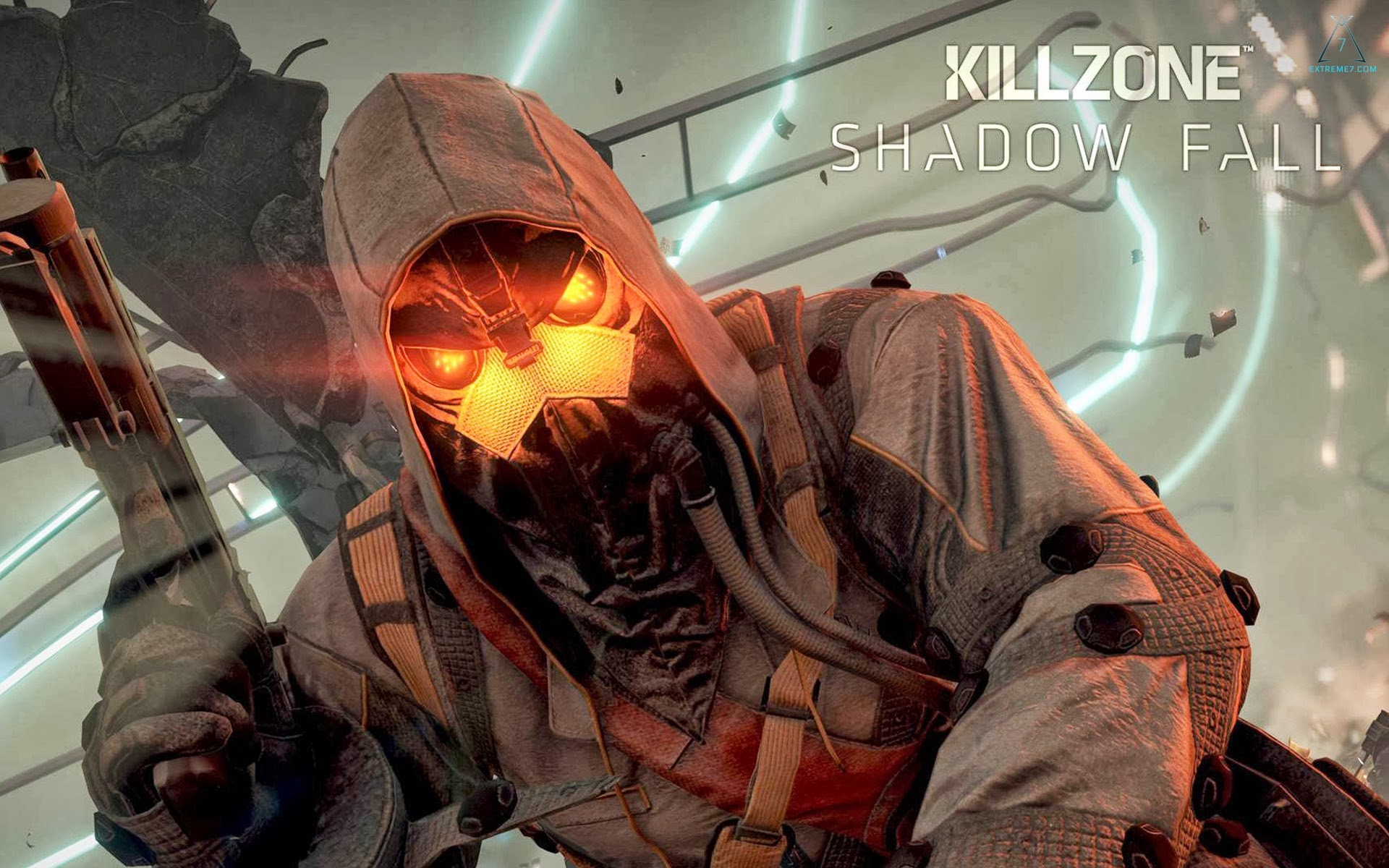 killzone shadow fall wallpapers - 38 Killzone Shadow Fall HD Wallpapers Backgrounds