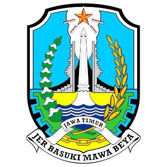 lambang, jawa timur, provinsi, coreldraw, logo, daerah, indonesia