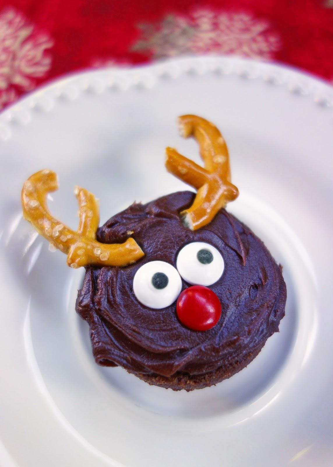 Reindeer brownie bites no bake plain chicken reindeer brownie bites no bake forumfinder Choice Image