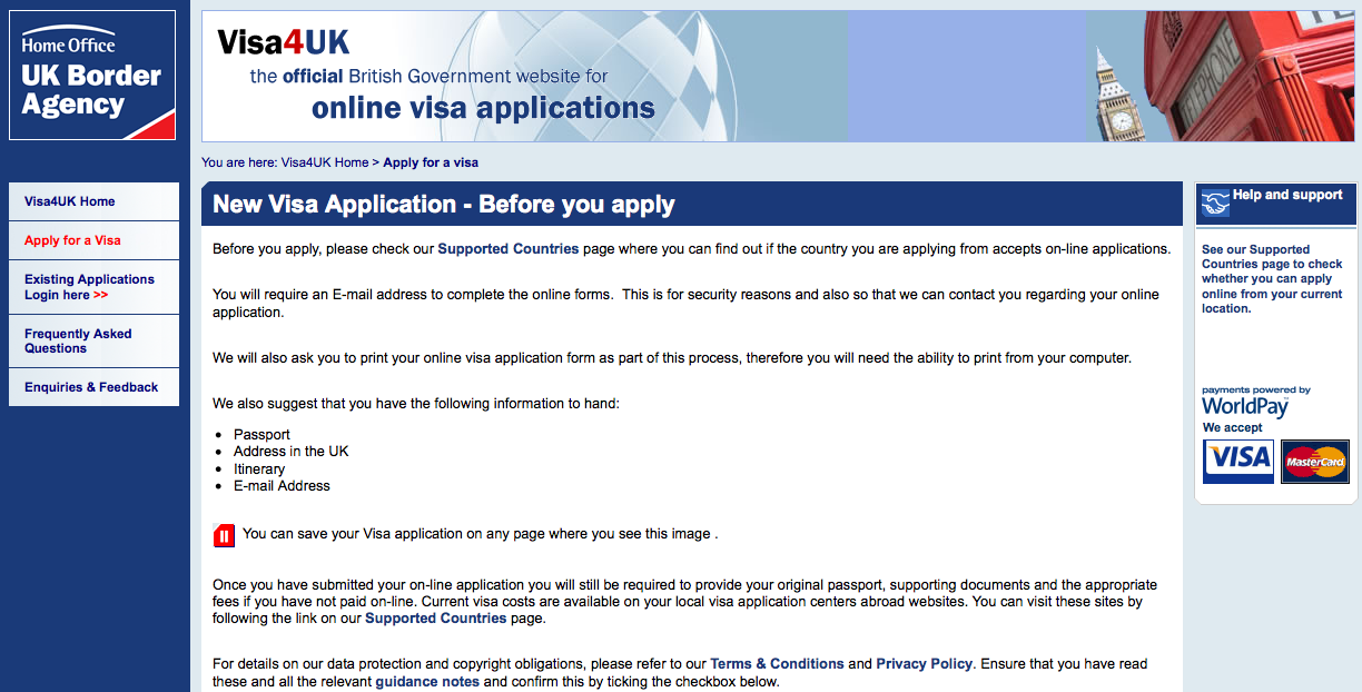 THE PHILIPPINES AND BEYOND: UK Visa Application Process in the ...