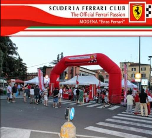 Scuderia Ferrari Club Modena-