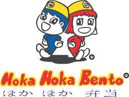 Hoka Hoka Bento