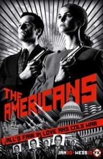 AmericansOb Download The Americans   3ª Temporada AVI + RMVB Legendado HDTV