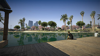 Swimming pool gta