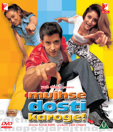 Mujhse Dosti Karoge (2002) Movie Poster