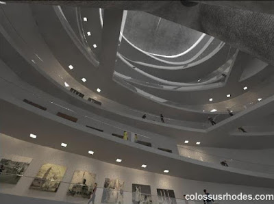 Patung Colossus of Rhodes Akan Dibangun Kembali
