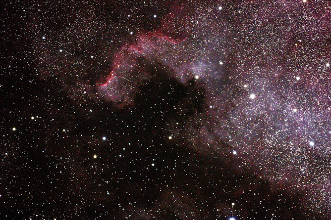 Nebulosa de Norteamérica, NGC7000