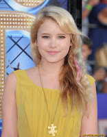 Taylor Spreitler Glee The 3D Concert Movie Premiere Westwood