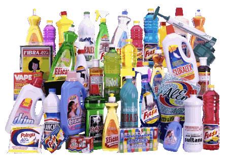 Cada hogar gasta 164 en productos de limpieza derroche for Articulos para el hogar