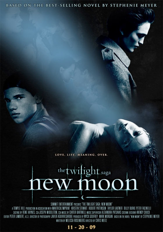 The Twilight New Moon 2009 Dual Hindi - Eng Compressed Small Size Pc Movie Free Download Only At FullmovieZ.in