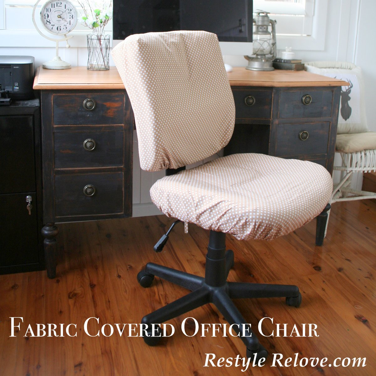 Missoni Fabric Covered Bergere Chair: Fabric Covered Office Chair