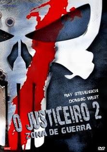 O Justiceiro 2: Em Zona de Guerra Dublado