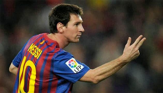 messi barcelona best goal