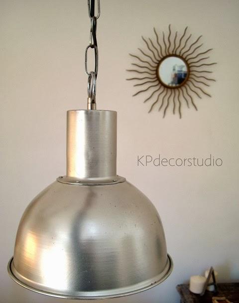 Kp tienda vintage online l mpara industrial para cocina for Lampara industrial cocina