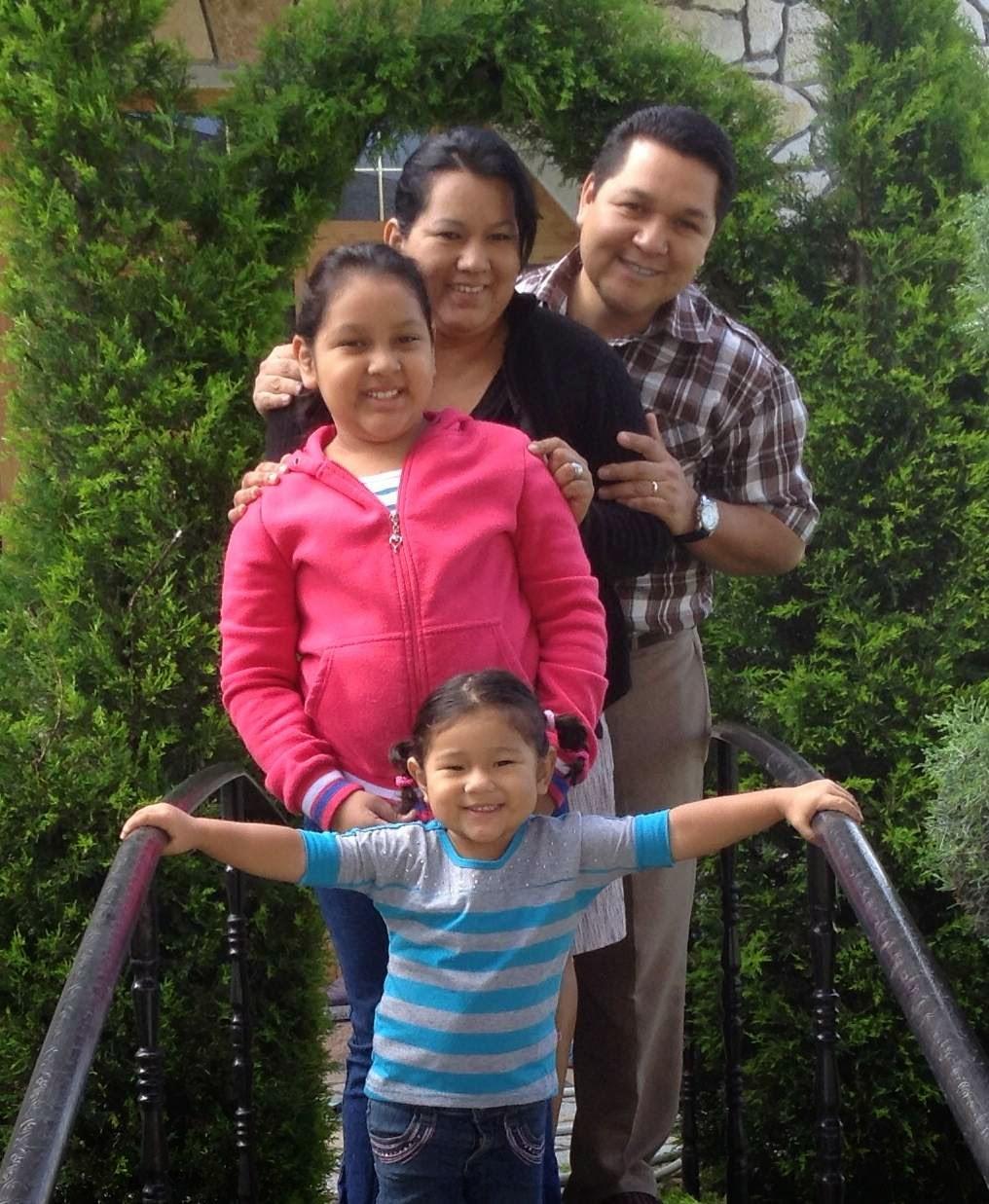 Familia Valladares - MISIONEROS                DMF El Salvador