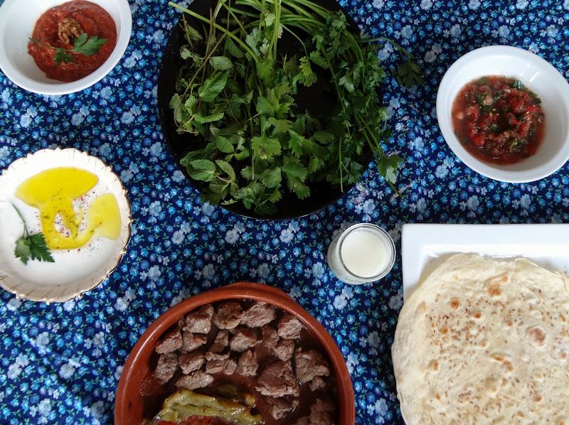 recettes turques pour petit diner entre amis fr blogs. Black Bedroom Furniture Sets. Home Design Ideas